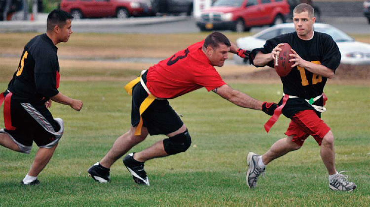 Intramural FootballSign-Up Deadline