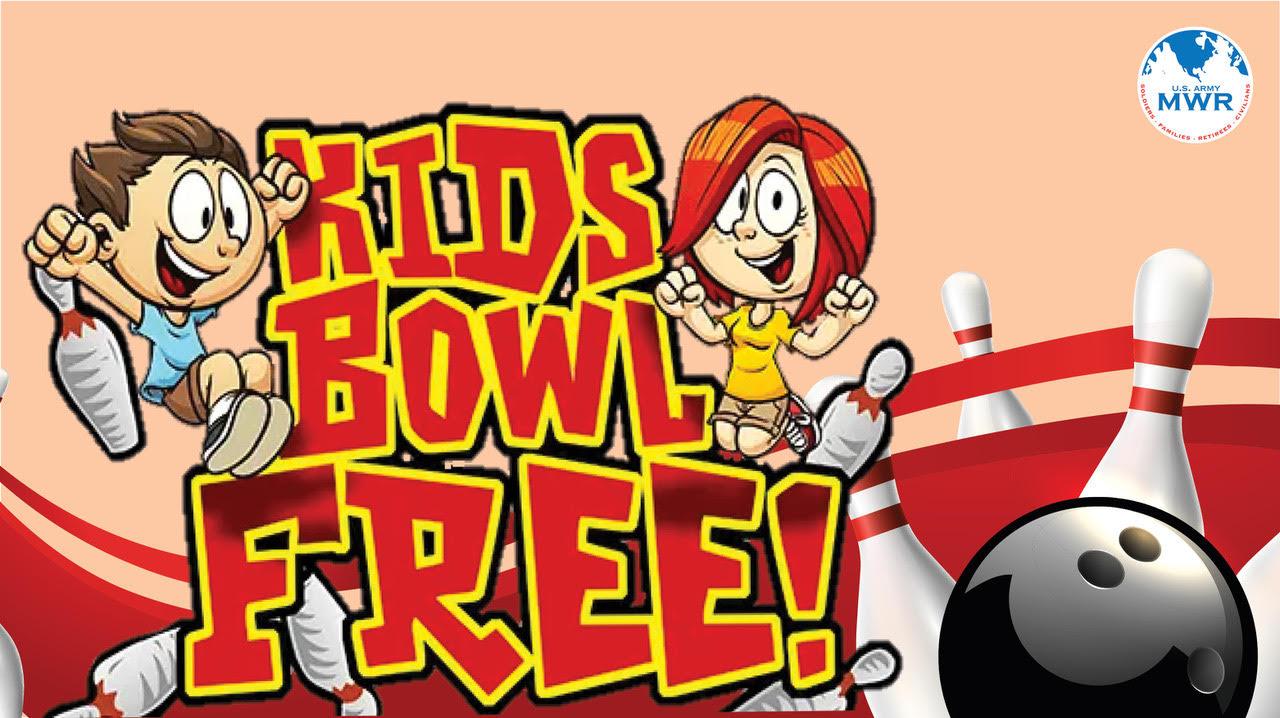 KIDS BOWL FREE!
