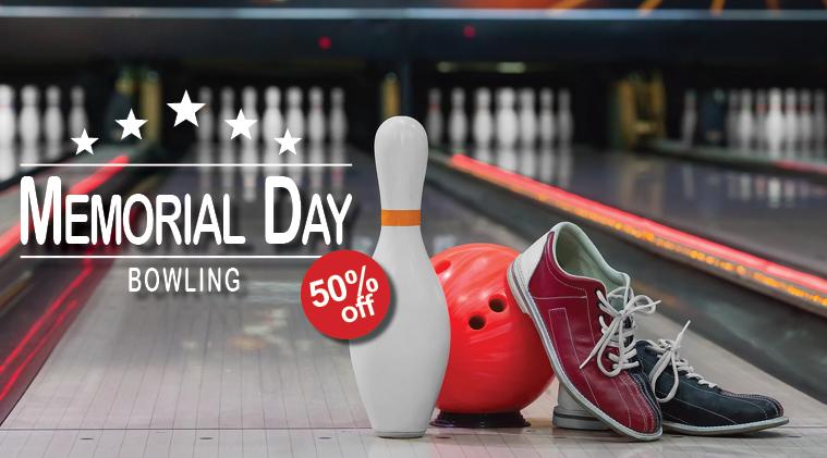 Memorial Day Bowling