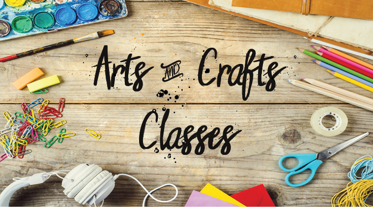 Arts & Crafts Classes
