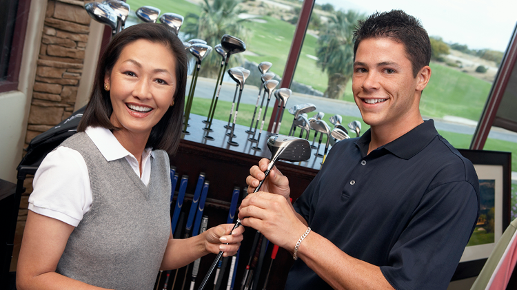 PGA Trade-In, Golf Clinic and Club Fitting Day