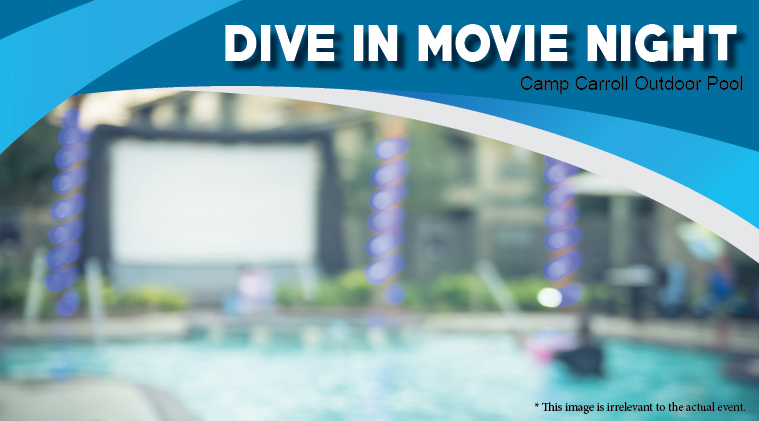 Dive In Movie Night
